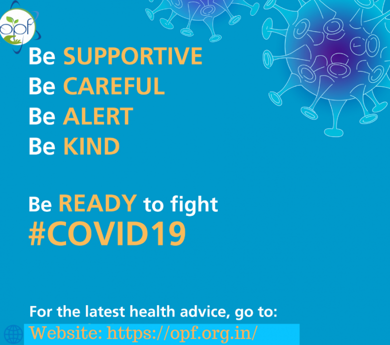 Coronavirus disease (COVID-19) Pandemic: Advice for the public