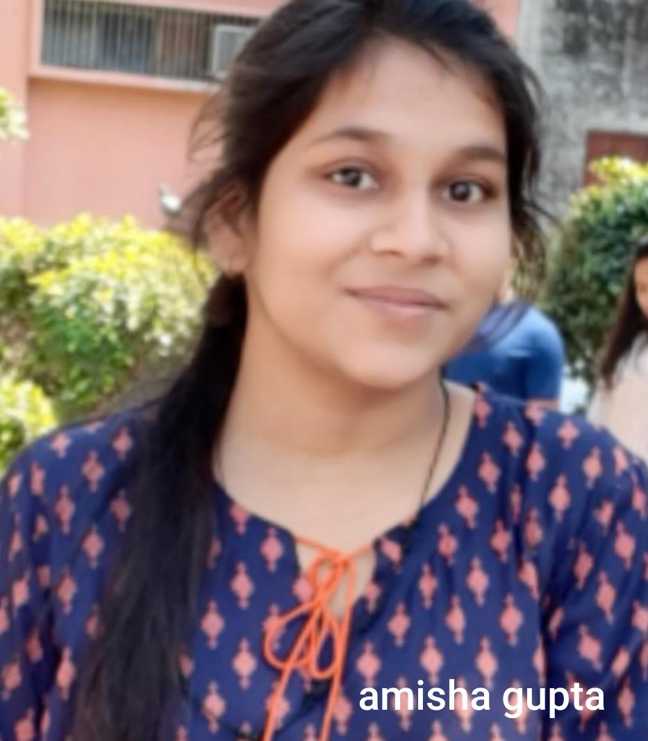Ms. Amisha Gupta